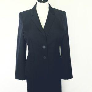 Women's Executive| Jacket and Pant| Black| Size 14
